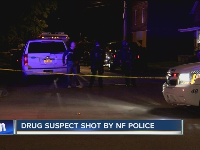 Niagara Falls Police continue to investigate officer-involved shooting…
