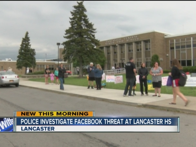 Police investigate threat against Lancaster High School