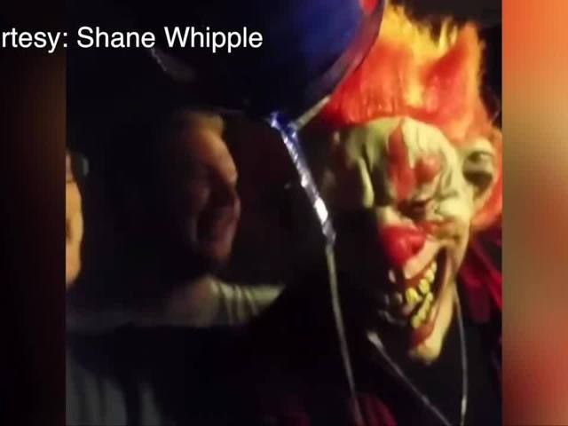 Teen claims responsibility for clown sighting