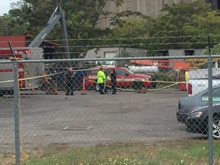 Crane accident victim identified