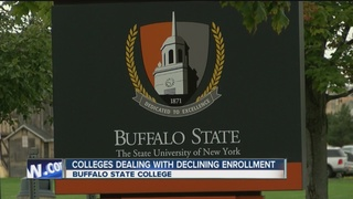 Buff State low enrollment causes budget deficit