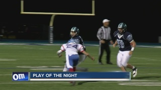 Sept. 30 - Play of the Night