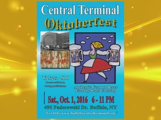 Return of Oktoberfest at the Central Terminal