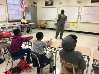 Delta Sigma Theta helps young men to be leaders