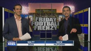WATCH-Friday Football Frenzy (October 7th)