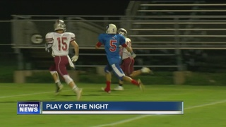 Oct. 7 - Play of the Night