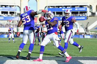 Joe B: 7 observations from Bills - Rams