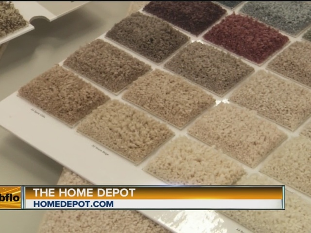 The Home Depot Carpet Choices