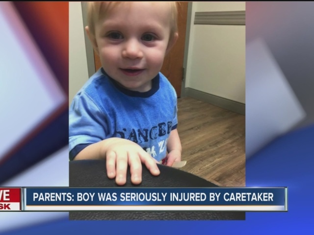 Parents: Boy was seriously injured by caretaker