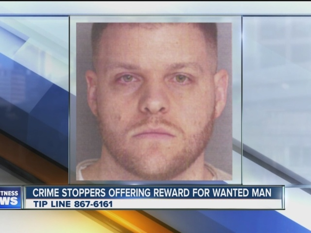 Reward offered for man wanted by police
