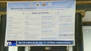 Local Mayors declare end of Veteran homelessness