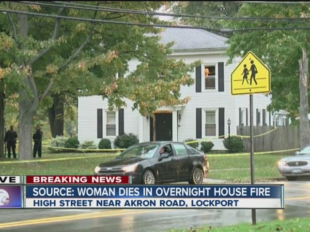 Ex-husband says woman in Lockport fire had history with boyfriend