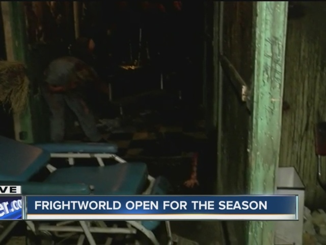 Frightworld features kid-friendly walkthrough