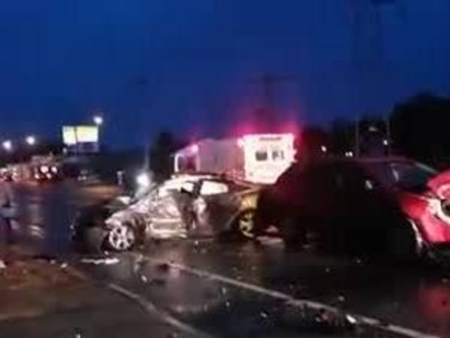Niagara Falls Blvd fatal crash