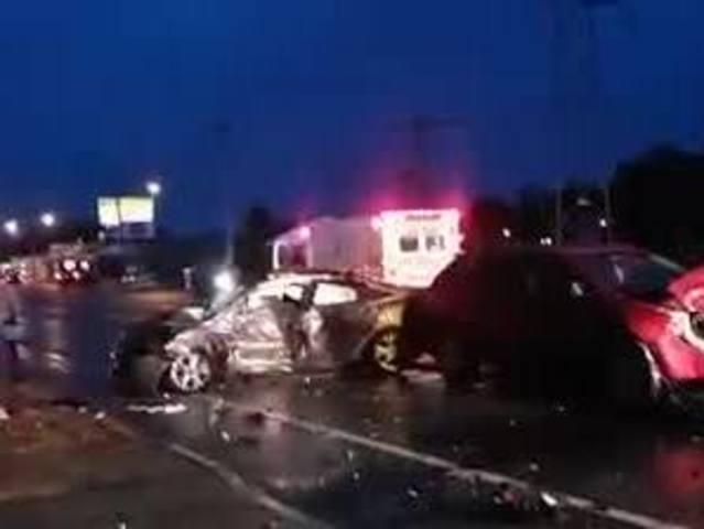 Niagara Falls Blvd fatal crash