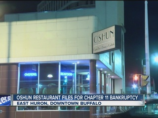 Downtown Buffalo restaurant shuts its doors