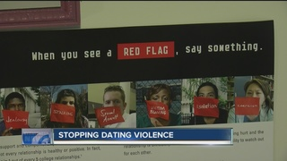 Stopping dating violence in Niagara County