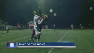 Oct. 21 - Play of the Night