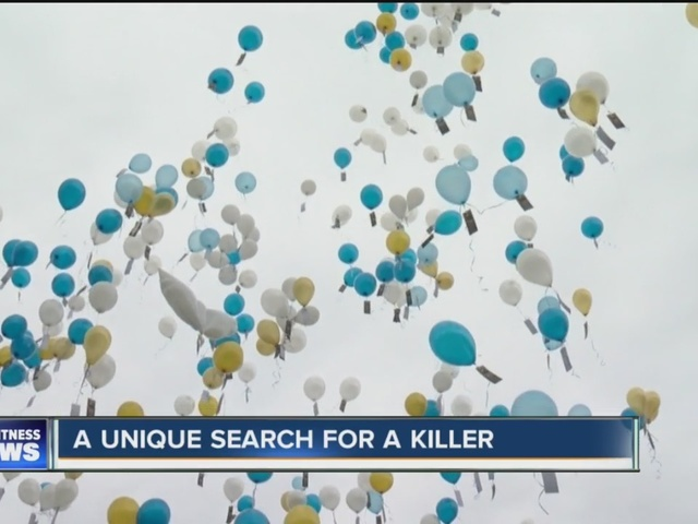 A unique search for a killer