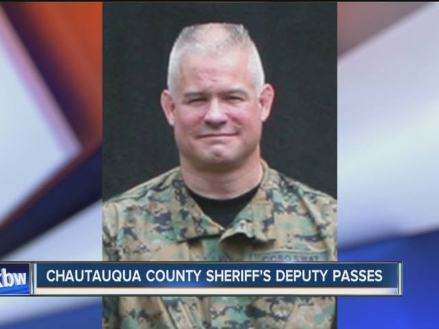 Chautauqua County Deputy dies suddenly