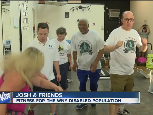 Fitness for the WNY Disabled population