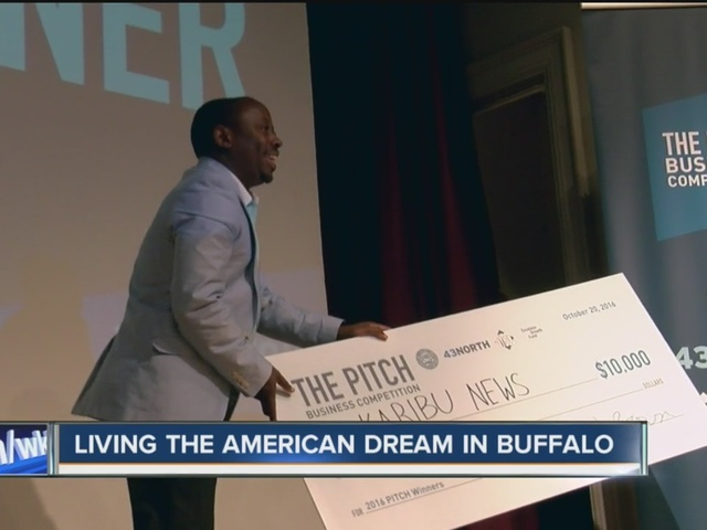 Living the American dream: winners selected for 43North's