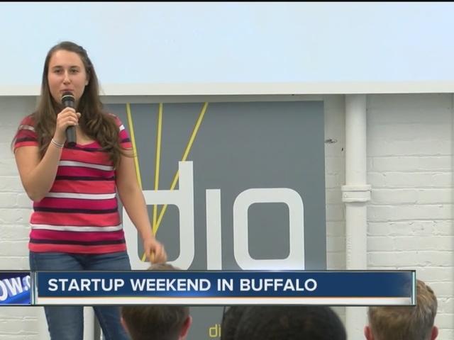 Startup weekend in Buffalo