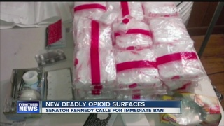 "New deadly opioid ""Pink"" making its rounds"