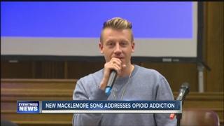 New rap song addresses opioid addiction