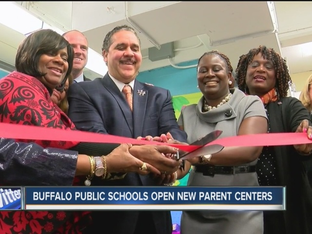 Buffalo public schools open new parent centers