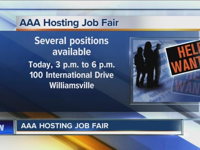 AAA Hosting Job Fair