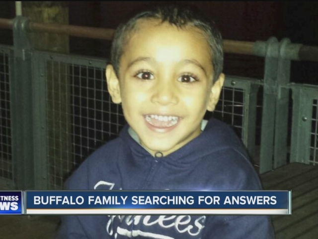 Buffalo family searching for answers