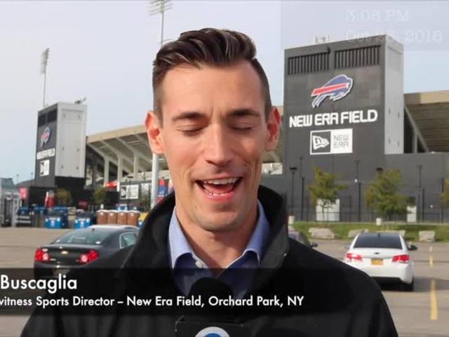Joe B recaps Wednesday's Bills practice (Oct. 26, 2016)