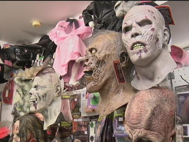 Local store feels Halloween pinch despite spending trends
