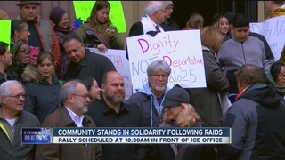 Community continues to rally for justice