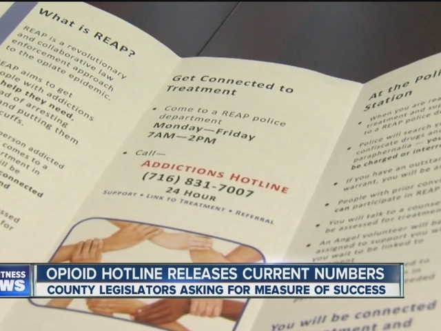 Crisis Services releases addiction hotline report