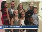 Meet the Fosters: Lockport's 'Modern Family'