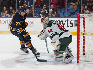 Players to watch: Wild at Sabres (10/27)