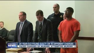 Buffalo teen found guilty of murder