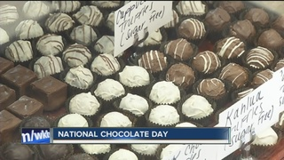 Happy National Chocolate Day