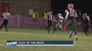 Oct. 28 - Play of the Night