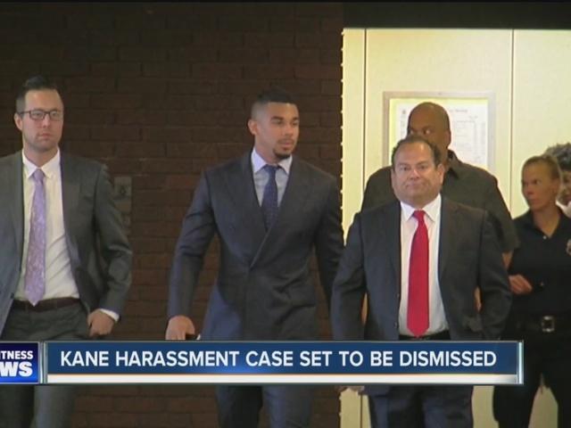 Kane harassment case set to be dismissed