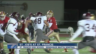 St. Francis advances to MMA Championship