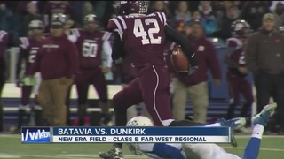 Dunkirk advances to Class B semifinals