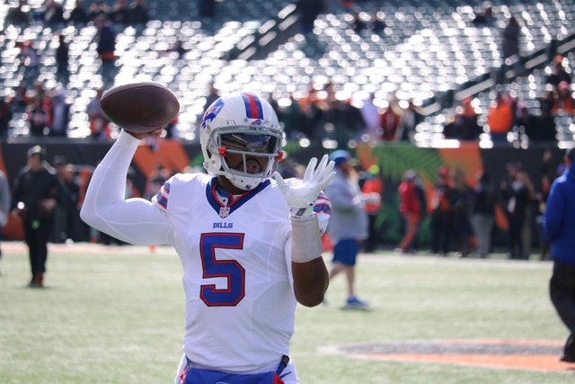 National Football League roundup: Bengals fall to Bills, lose WR Green to injury