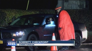 Five arrested at Cheektowaga DWI checkpoint