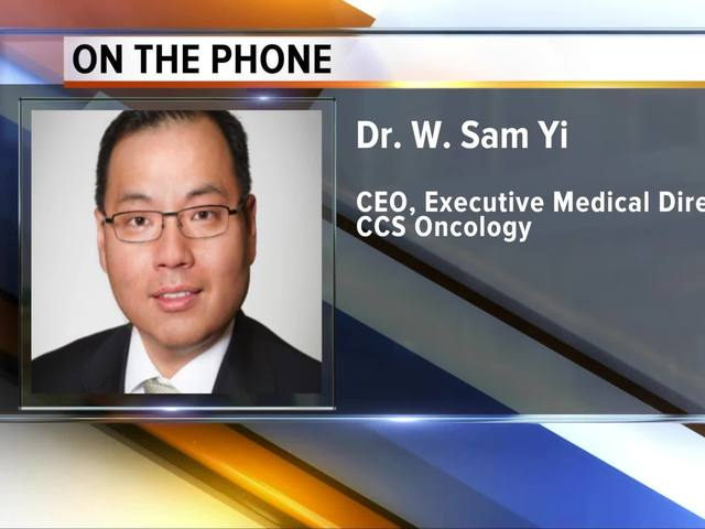 CEO of CCS Oncology talks about lawsuit