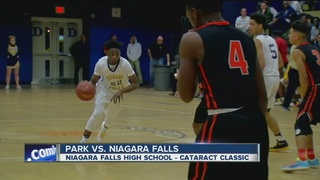 Park, North pick up wins at Cataract Classic