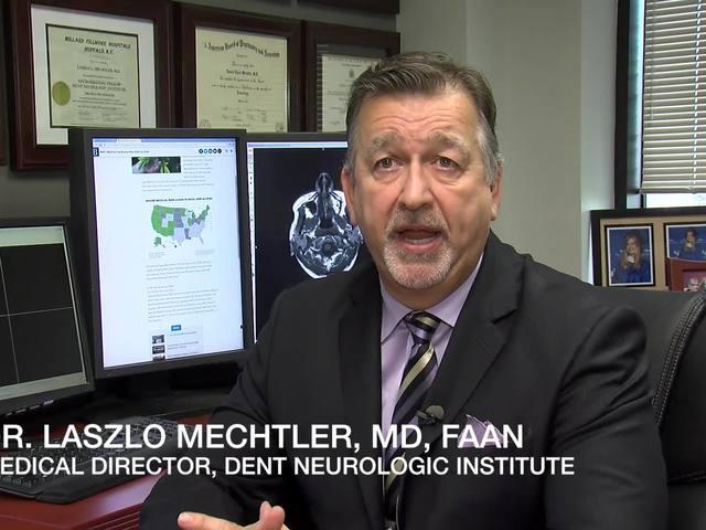 Dr. Laszlo Mechtler interview