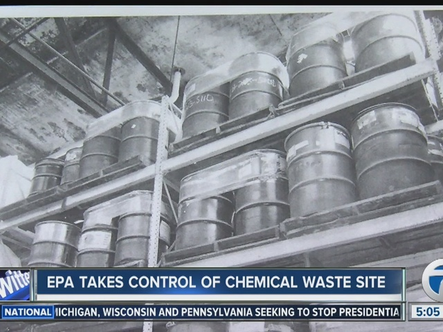EPA takes control of Town of Tonawanda company to clean up huge pile of…